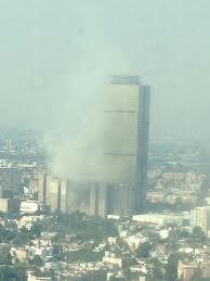 Torre Pemex: vision borrosa