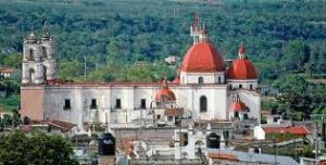 Tonatico, en el estado de Mexico