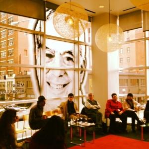 Dialogo de poetas en el Instituto Cervantes Chicago - VI Festival Poesia en Abril