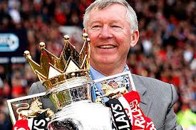 Ferguson, rey del mambo futbolistico.