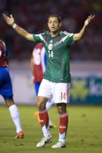 Chicharito: impotente