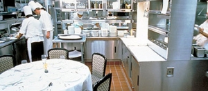 La famosa mesa de la cocina