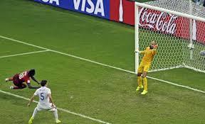 Gol de Varela, ultimo segundo.
