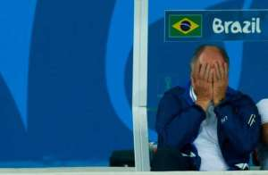 Felipao, y el fin de Brasil.