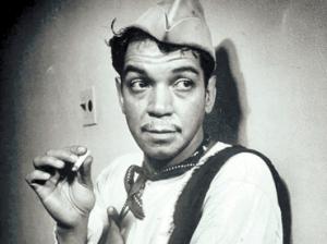 Mario Moreno, como Cantinflas