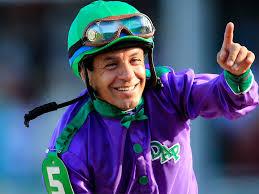 Victor Espinoza, jockey ganador
