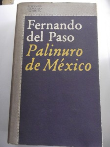 Palinuro, gran novela.