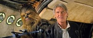 Han Solo, en paz descanse.
