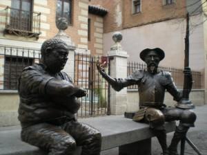 Don Quijote y Sancho, diálogos inagotables