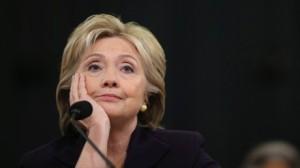 Hillary: candidatura que no prende